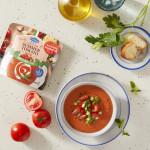 폰타나가 출시한 썸머 토마토 수프
