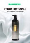 MODA MODA launched its hair-dyeing shampoo 'Pro-Change Black Shampoo' through Kickstarter