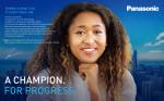 Panasonic's Brand Ambassador Naomi Osaka