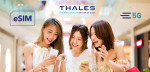 World's first fully virtualized network, from Rakuten Mobile, deploys Thales' trusted connectivity solutions