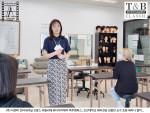 티앤비인터내셔널 프랑스 아뜰리에 뷰티아카데미 파주캠퍼스에서 오산대학교 헤어 전공 김종란 교수 초청 세미나가 열렸다