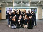 플라스틱 줄이기 캠페인을 기획, 제작한 포커스미디어코리아 직원들이 '고고챌린지'에 동참했다