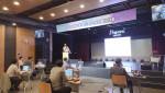 충남정보문화산업진흥원 충남콘텐츠코리아랩이 진행하는 창업·창직 프로그램 모의 IR 대회가 개최했다