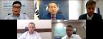 '선거 절차에 새로운 시스템 도입 방안' 웨비나를 주최한 A-WEB 사무총장 및 발제자들