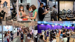 HKTDC 홍콩국제보석쇼 및 홍콩국제다이아몬드·보석·진주쇼 개막
