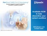 스피덱스, SARS-CoV-2 변종 분석 솔루션 출시