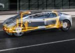 콘티넨탈이 공개한 크로스 도메인 고성능 컴퓨터가 탑재되는 미래 차량