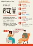 화성시 삼괴도서관, 다시, 봄 참여자 모집 포스터