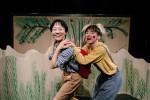 햇살놀이터는 유기농 가족극 '붓바람'으로 '어린이 가족⋅문화축제 HOW FUN 7'에 참가했다