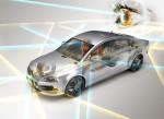 충돌 전 안전을 위한 모니터'는 차량 주변 환경을 모니터링해 에어백 작동 전략에 활용한다