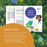 아젤리스가 지속가능성의 혁신 및 발전을 위해 나아감을 증명하는 2020 지속가능성 보고서를 발간했다