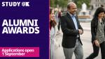 주한영국문화원(British Council in Korea)은 전 세계 다양한 분야에서 활동하는 영국 동문들의 성취와 공헌을 조명하고 기념하는 '제8회 영국 유학 동문상(Study UK Alumni Awards)' 후보를 9월 1일부터 10월 29일까지 모집한다