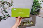 헬씨티슈가 제품 대나무미용티슈로 친환경표지 인증을 획득했다