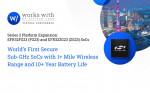 실리콘랩스가 보안 서브GHz SoC를 발표했다