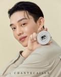샹테카이 뮤즈, 배우 유아인 퓨처 스킨 쿠션 - 스킨케어 파운데이션 새로운 광고 비주얼