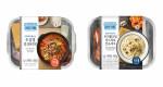 GS리테일에서 출시한 우삼겹부대찌개와 트러플크림 파스타&깐쇼새우 밀키트