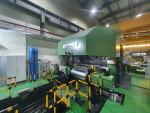 동원시스템즈가 공개한 아산공장 2차전지용 알루미늄 양극박 생산 현장