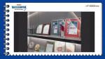 안랩이 공개한 온라인 기업 탐방 방송화면