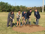 Unifrax Hosts Groundbreaking Ceremony for SiFAB™ Manufacturing Line
