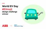 ABB와 Green.TV는 세계 전기차의 날을 맞아 전세계 동시에 전기차 이모지 우승작을 발표했다