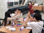 2021 청소년 국제교류 프로그램 '유레카' 참가 청소년의 활동 모습