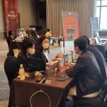 고즈넉이엔티가 ACFM E-IP마켓에 참여하고, 미팅을 성공적으로 마쳤다