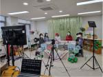 서울시보라매인터넷중독예방상담센터가 온라인 출판기념회를 개최했다