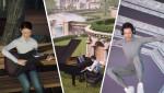 왼쪽부터 퓨처쇼 2021에 등장한 디지털 뮤지션 3인 로아, 한울, 시프트66