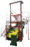 우정바이오가 가동하는 고압증기 멸균 분쇄 시스템 Ecodas T700