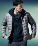레드페이스가 출시한 필라이트 튜브 다운 재킷