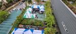 서울시립강동청소년센터가 'V-특공대 힐링 기부 마켓'을 열었다