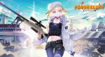 모바일 슈팅 게임 '포트리스M'이 미소녀 신규 캐릭터 '코드네임 마샤'를 출시했다