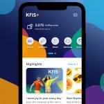 싱가포르항공이 출시한 라이프스타일 리워드 앱 '크리스+' 화면