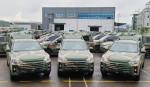 쌍용자동차가 국군 지휘 차량으로 '더 뉴 렉스턴 스포츠'를 공급한다