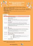 UNEVOC 동아시아·동남아시아 클러스터 회원 네트워크 강화 2차 워크숍 포스터