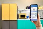 삼성전자 원스톱 AI 가전관리 서비스 '홈케어 매니저' 서비스 화면