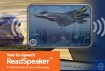 리드스피커코리아의 음성 합성기 ReadSpeaker™가 록히드 마틴, F-35 훈련 모듈에 적용됐다
