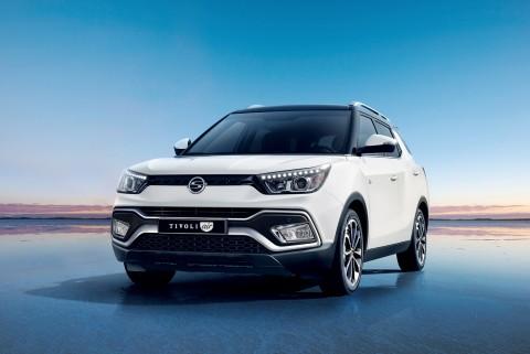 쌍용자동차, 9월 내수·수출 포함 총 1만2144대 판매