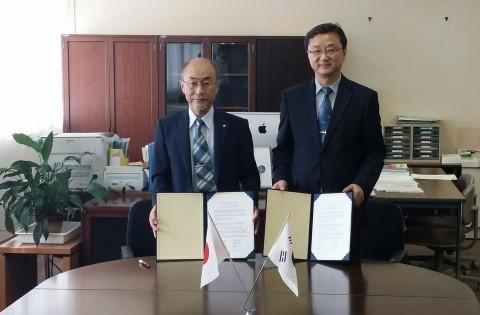 국립수산과학원, 일본 미야자키대학과 연구협약 체결