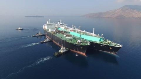 코크 서플라이 앤드 트레이딩과 JOVO, MISC 및 티케이 마린 솔루션즈, LNG 선대선 환적이라는 개척자적 거래에 합의