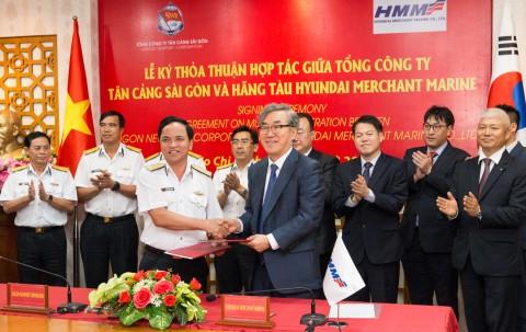현대상선, 베트남 항만개발 협력나선다