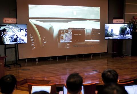 SK텔레콤아 1천만 이용 T맵에 인공지능 누구를 첫 탑재한다