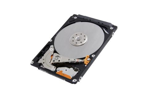 도시바가 모바일 클라이언트 스토리지 애플리케이션에 사용되는 1TB 하드 디스크 드라이브 신제품 을발표했다