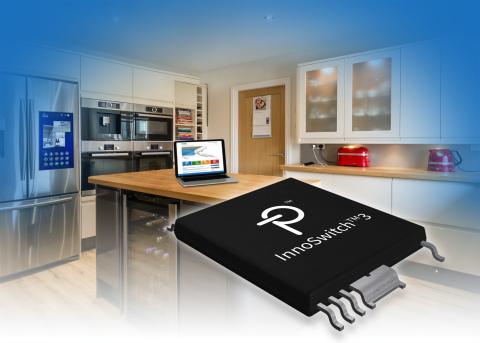 새로운 InnoSwitch™3 집적 스위처 IC, 전력 손실을 25% 줄임으로써 넓은 범위의 입력 및 부하 조건에서 일관된 효율성을 제공