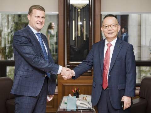 한국수출입은행, 러시아 극동지역 사업개발 추진