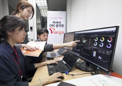 SK텔레콤, 차세대 AI 네트워크 '탱고' 무선망 적용