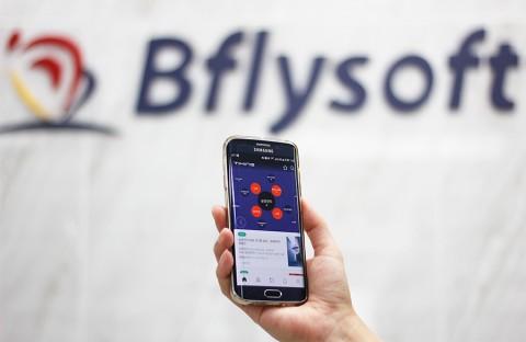 비플라이소프트, AI기반 주식앱 '타이밍' 출시