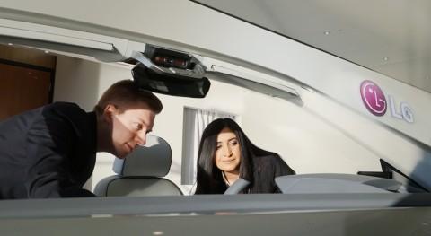 LG전자가 2년 연속 디트로이트 모터쇼에 참가, 14일부터 18일까지 글로벌 완성차 고객들을 대상으로 자동차 핵심 부품을 전시하는 비공개 부스를 운영한다