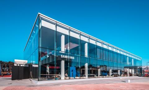 삼성전자가 동계올림픽 개막에 앞서 삼성 올림픽 쇼케이스를 9일 개관한다