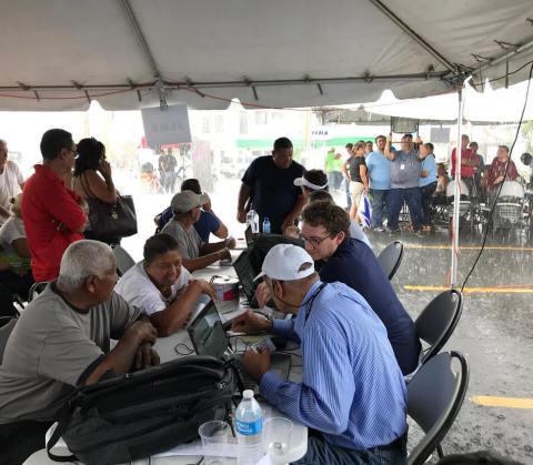 키메타가 인텔샛 및 리베르티 푸에르토리코와 함께 푸에르토리코 전역의 33개 지역사회를 방문하여 허리케인 마리아의 여파 속의 주민들에게 2만2266 건의 인터넷 세션과 813.44GB의데이터 사용량을 제공했다